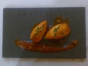TAPA 2 LA ANDALUZA LOW COST CHIPIRON RELLENO