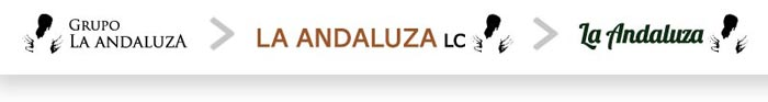 logo la andaluza logo a andaluza low cost