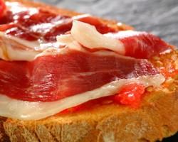 tostada-jamon-serrano